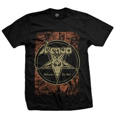 Remera VENOM - Welcome To Hell