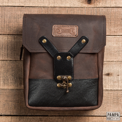 Side Bag Tostado Marron