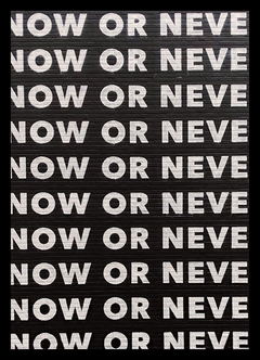 (1014) NOW OR NEVER - comprar online