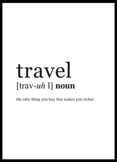 (228) TRAVEL DEFINITION - tienda online