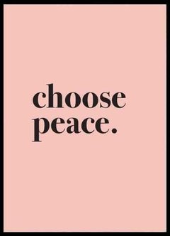 (232) CHOOSE PEACE en internet