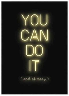 (414) YOU CAN DO IT - comprar online