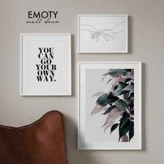 YOUR OWN WAY WALL
