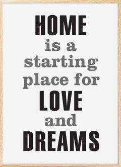 (99) HOME IS A STARTING PLACE en internet