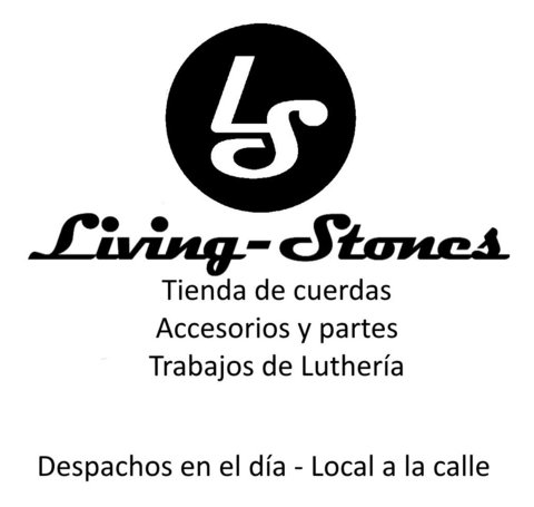 Ferrules Guitarra Tipo American Standard Telecaster - Living-Stones