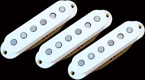 Microfonos Ds Pickups Single Coil Series Gypsy Set