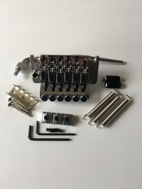 0Floyd Rose Licensed Cromado Zurdo