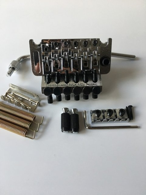 Floyd Rose Licensed Cromado Bl004