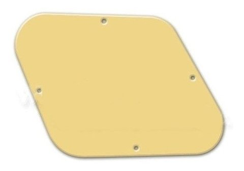 Backplate Circuitos Les Paul Amarillo