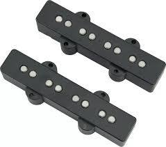 Set Microfonos Jazz Bass Dimarzio Ultra Jazz DP149