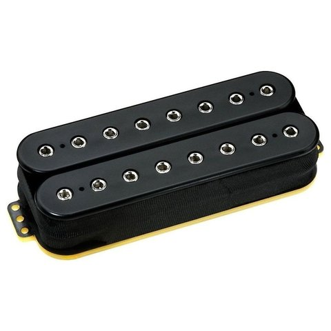 Microfono Humbucker Doble Bobina Dimarzio 8 Cuerdas DP812 Super Distortion