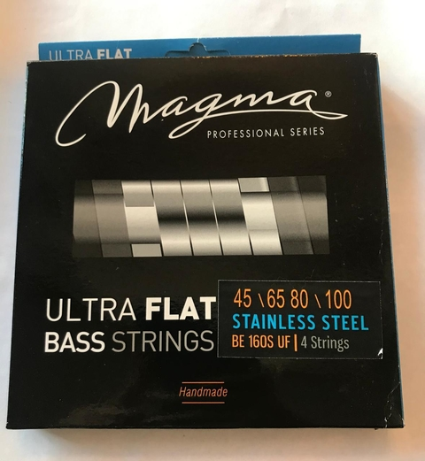 Encordado Magma Bajo Be 160s Uf Ultra Flat 45 100