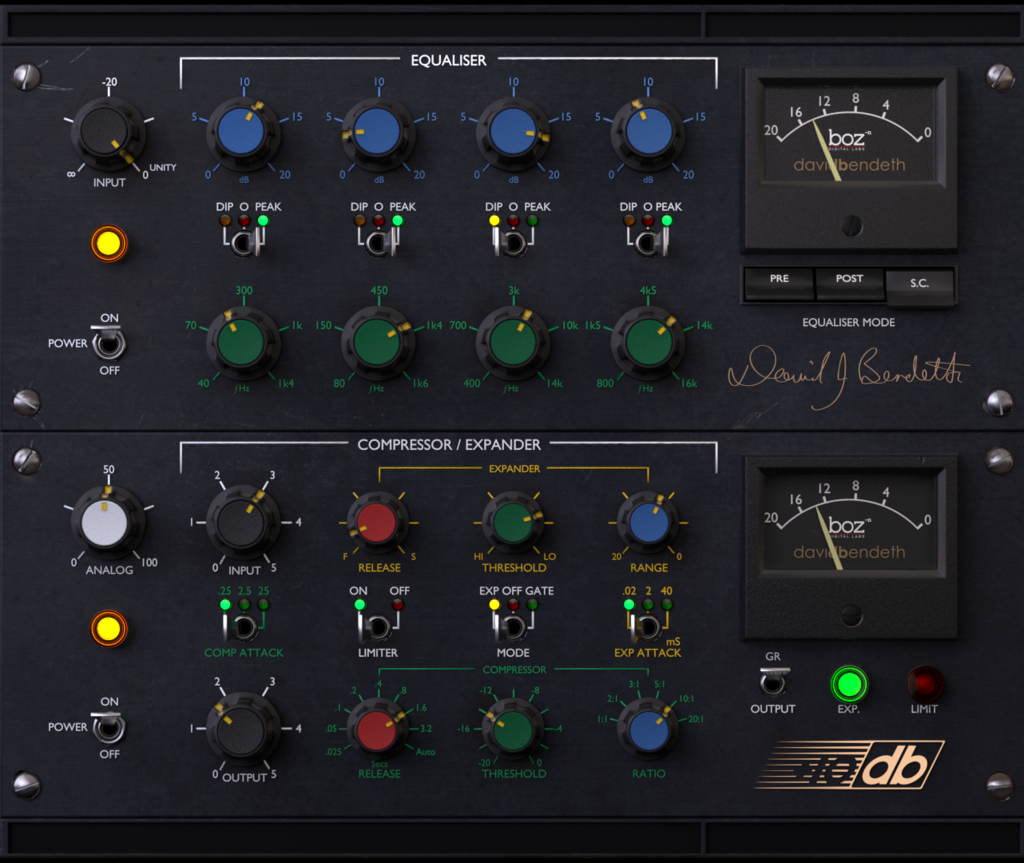 Plus 10db Bundle | Boz Digital
