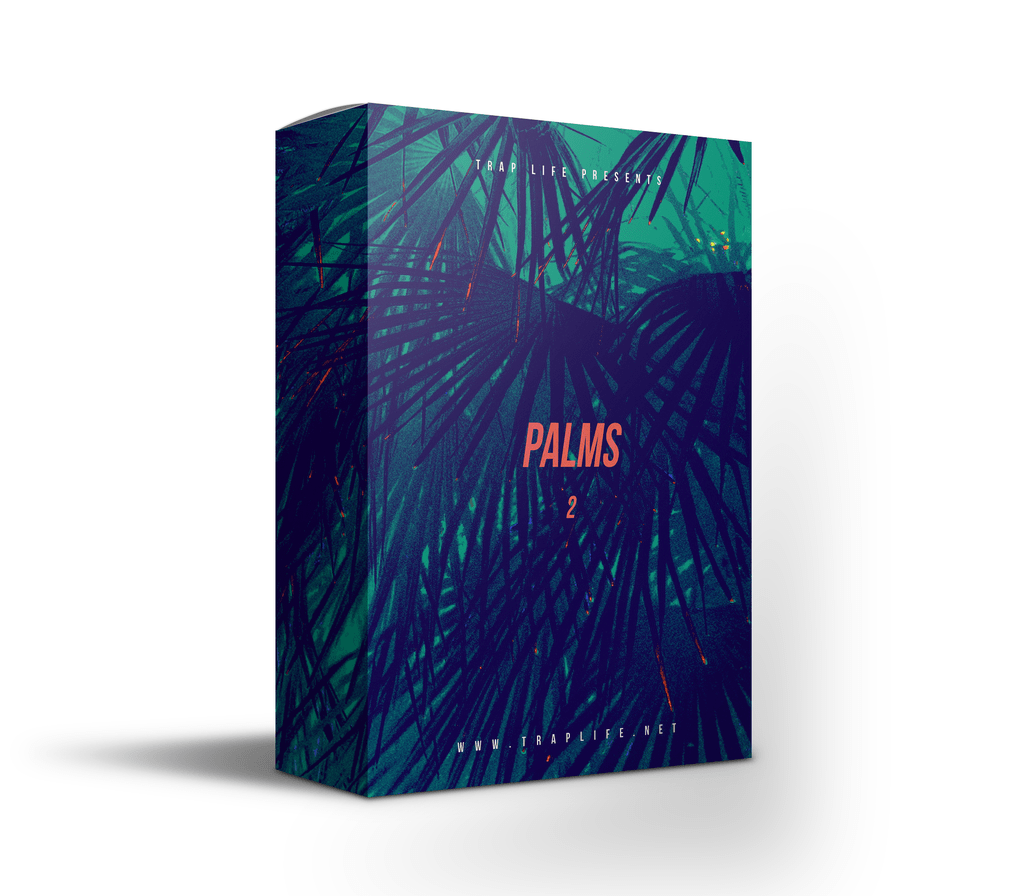 Pacote de Sons Oldschool Hip Hop Essentials 1: Palms Vol. 2 || TRAP LIFE - comprar online