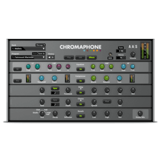 Chromaphone 2 - Daccord Music Software