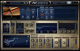 Addictive Keys Studio Grand - comprar online