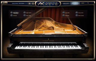 Addictive Keys Studio Grand na internet