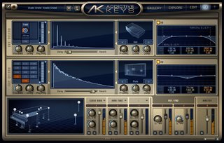 Addictive Keys Studio Grand - Daccord Music Software