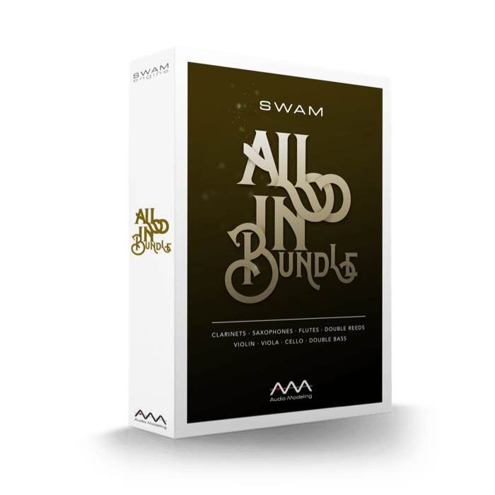 SWAM All In Bundle - Coletânea de Instrumentos Virtuais