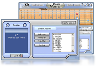 Violão Master - Daccord Music Software