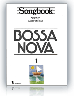 Ebook: Songbook Bossa Nova - Vol.1