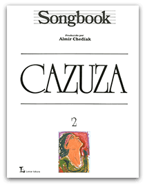 Ebook: Songbook Cazuza Vol 2