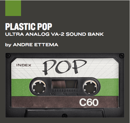 Banco de sons Plastic Pop