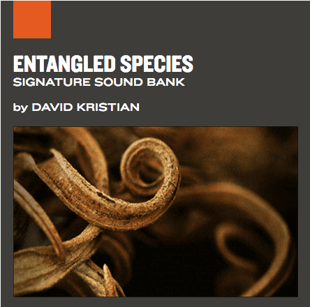 Banco de sons Entangled Species