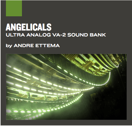 Banco de sons Angelicals
