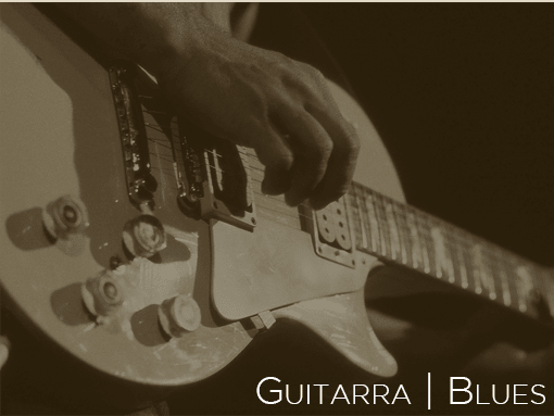 Curso Guitarra Blues | Guitarpedia | 6 meses