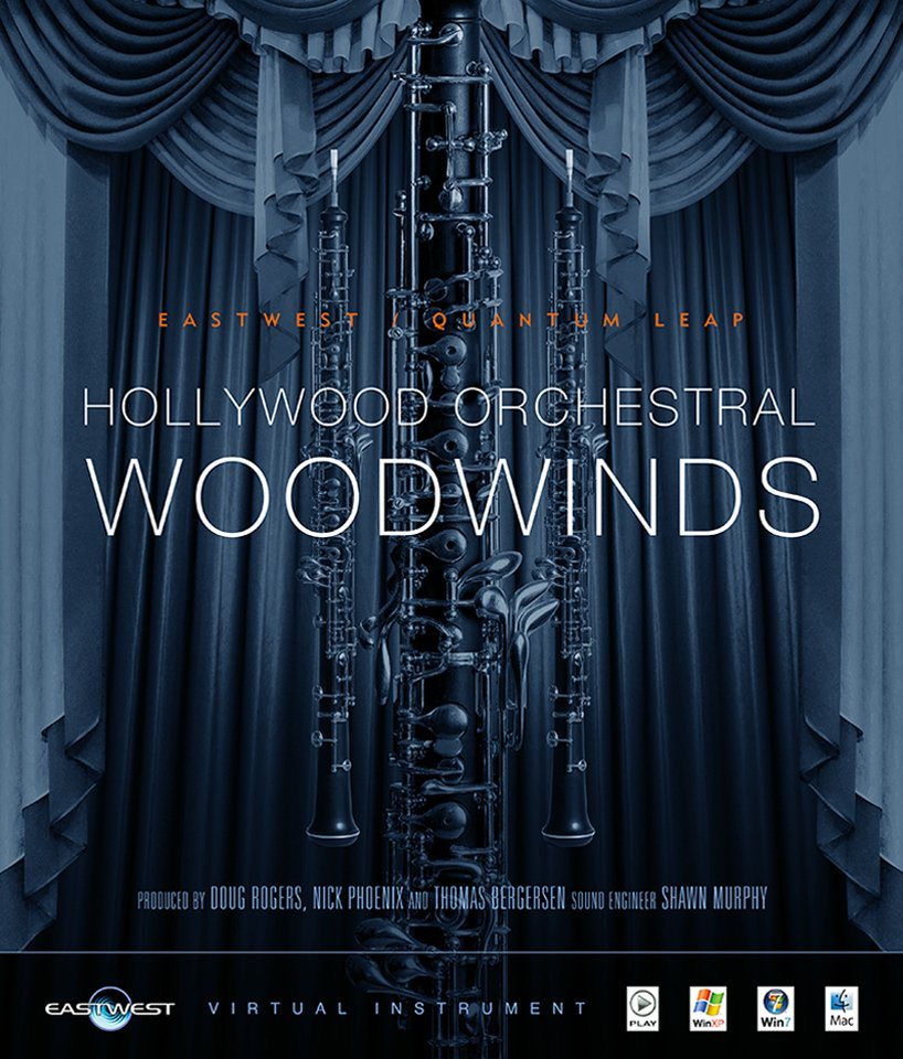 Hollywood Orchestral Woodwinds Gold