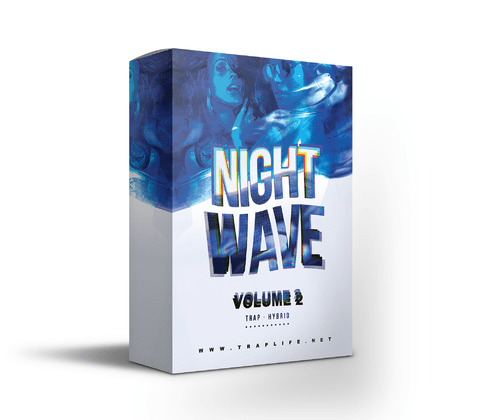 Pacote de Sons Nightwave Vol. 2 || TRAP LIFE