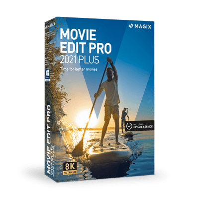 MAGIX Movie Edit Pro 20