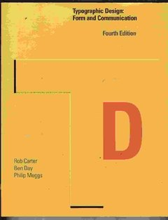 TYPOGRAPHIC DESIGN: FORM AND COMMUNICATION