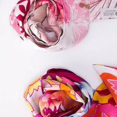 TWILLY ARQUITECTURA - VALISSE · 100% SILK SCARVES · A PIECE OF ART ·