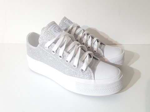 SNEAKERS GLITTER ONE DAY/ SS20