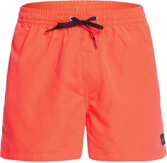 Malla Short Hombre Quiksilver Everyday Naranja Fluo