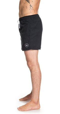 Malla Short Hombre Quiksilver Everyday Negra Original en internet