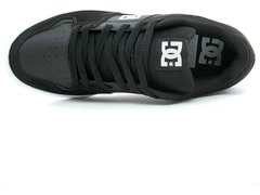 Zapatillas Dc Shoes Cure Negro Originales en internet