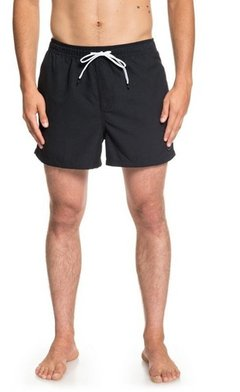 Malla Short Hombre Quiksilver Everyday Negra Original