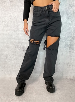Jean FULL BLACK ROCKET - comprar online