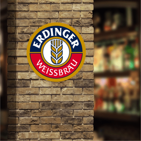 PLACA DECORATIVA ERDINGER