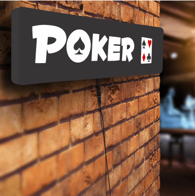 LUMINOSO POKER