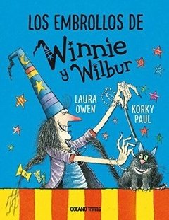 Los embrollos de Winnie y Wilbur - Laura Owen/Korky Paul - OCEANO TRAVESIA