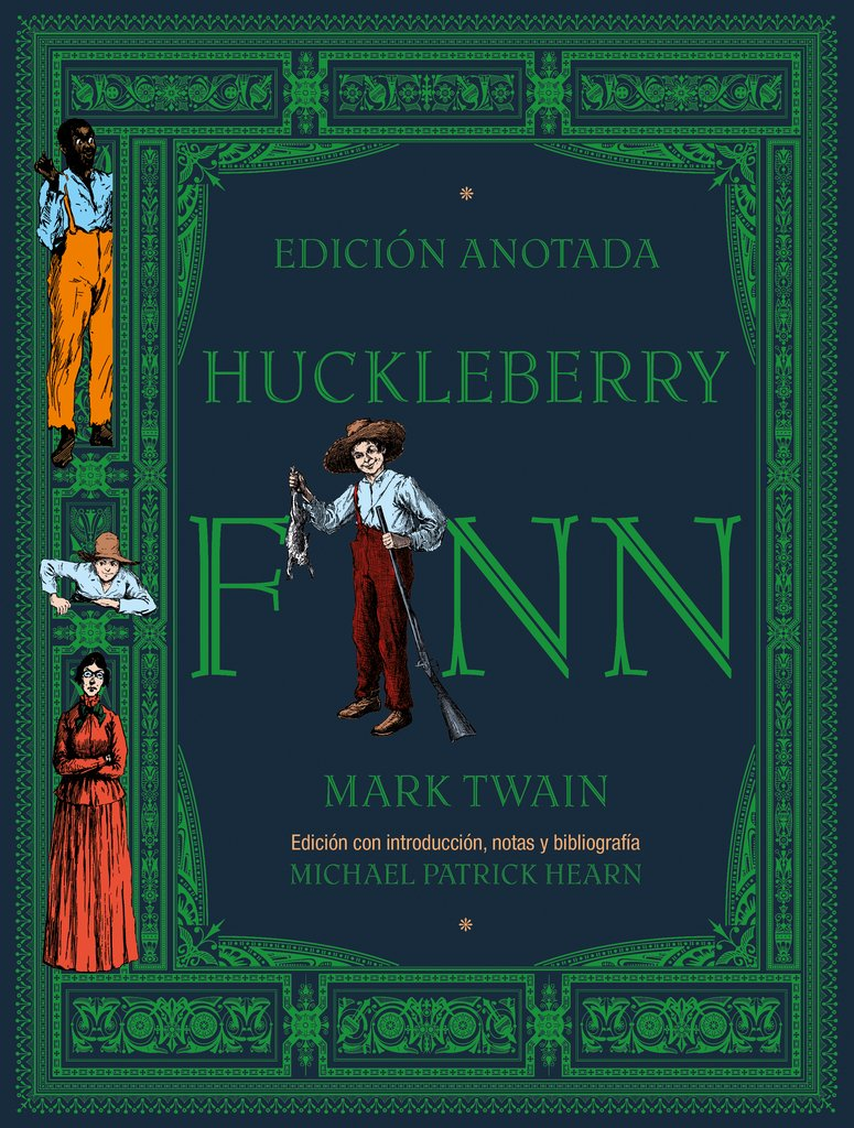 HUCKLEBERRY FINN - Mark Twain - Akal