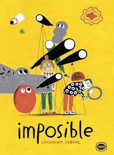 IMPOSIBLE - Catarina Sobral - Editorial Limonero