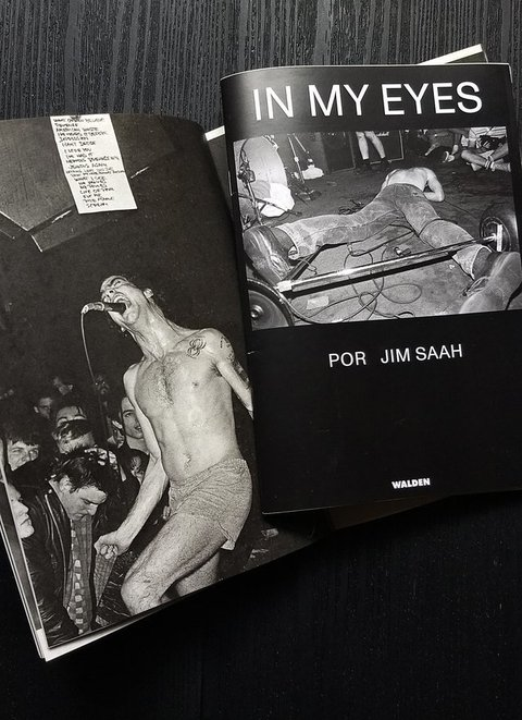 IN MY EYES - Jim Saah - Walden