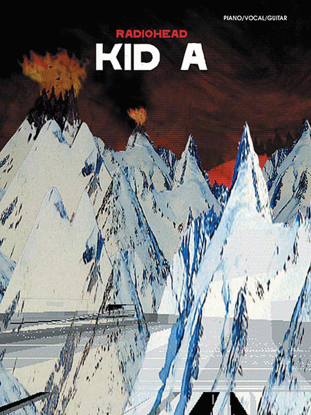 Radiohead Kid A - Partituras - Vocal, piano, guitar