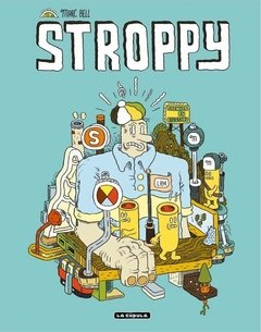 STROPPY - MARC BELL - HOTEL DE LAS IDEAS