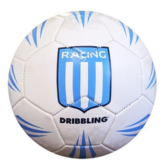 PELOTA DE FUTBOL RACING CLUB N5 DRB®